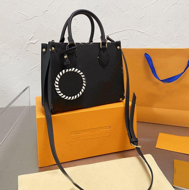 2021 حقيبة تسوق أزياء اللون طباعة مصمم العلامة التجارية قطريا جودة عالية الكتف المحمولة ladyping