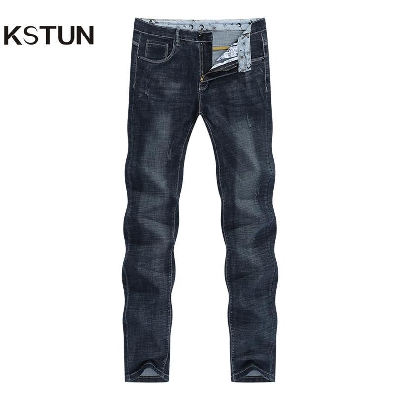 Black Jeans Hommes Marque célèbre Slim Printemps Direct et automne Full Longueur Full Longueur Vêtements Homme De Haute Qualité Homme Jeans Hombre 210319