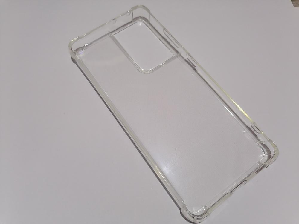 1.5mm Airbag Anti-Shock Crystal Clear TPU Fodral Försäljning för Samsung Galaxy A01 A11 A21 A31 A41 A51 A71 A81 A91 100PC / LOT