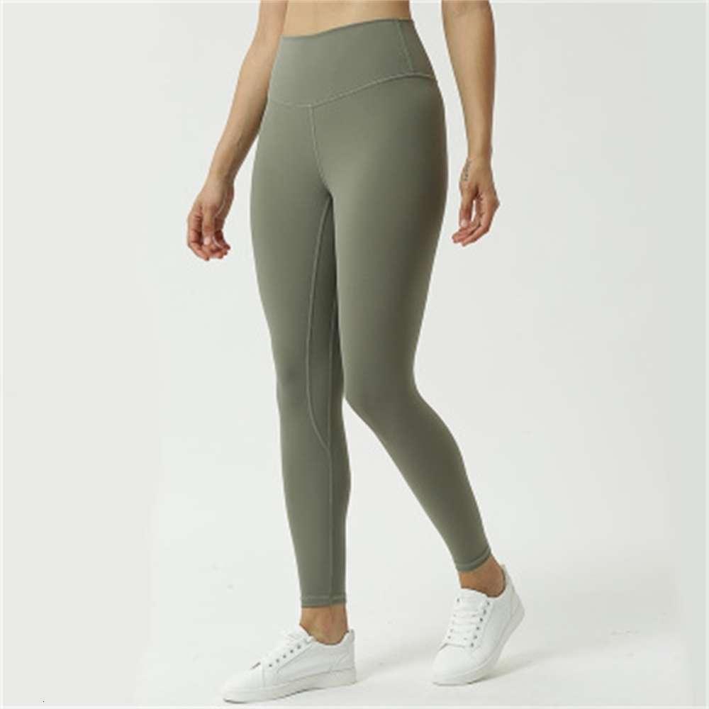 Frauen Trainingsanzüge Energie Hohe Taille Elastische Butterfrau-Weiche Fitness Sportmädchen Richten Laufen Yoga Strumpfhosen Hosen Gymnegegings