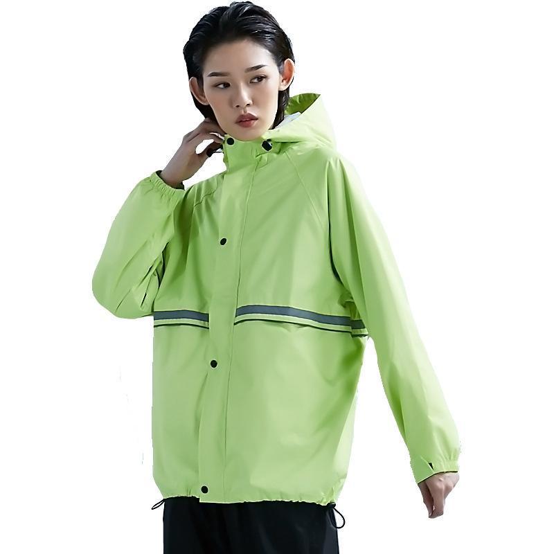 Raincoats Waterproof Coat Rain Cover Portable Raincoat Hooded Impermeable Gear Military Poncho Lightweight Chuva Home Eg50yy