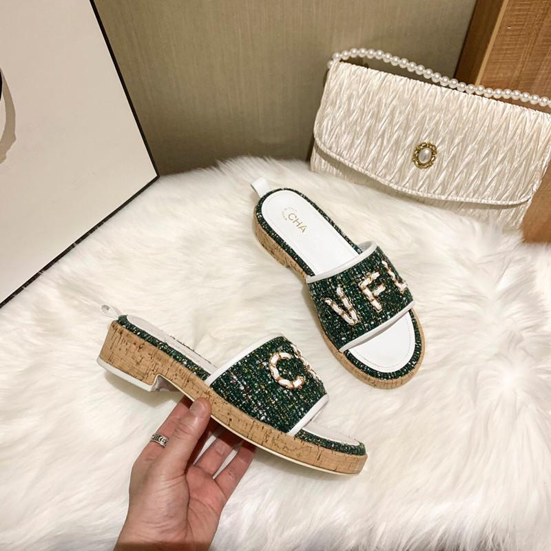 40% Indirim Moda Sandalet Ayakkabı Genç Kadınlar için Ace Terlik Beach Kapalı High End Tasarım Dropship Fabrika Mix Sipariş Ücretsiz Hediyeler Online Mağazalar Birçok Renk