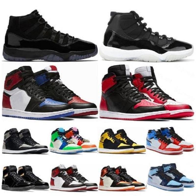 11s homens negros negros concord shoes de basquete gripe 13s hyper royal vermelho Flint sorte verde sneakers trainerhavu
