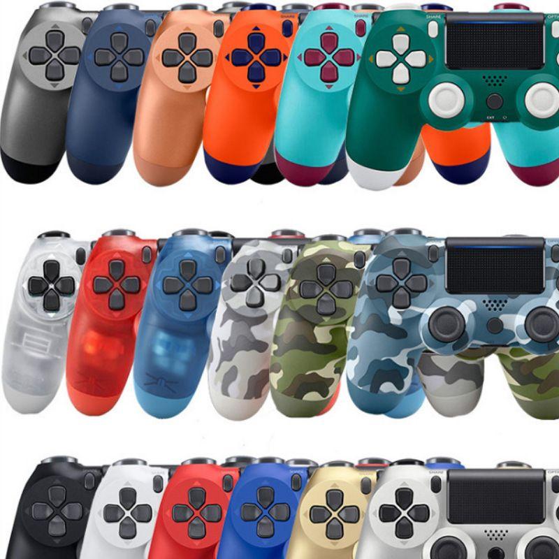 Auf Lager Wireless Bluetooth PS4 Game Controller Gamepad Joystick Controller 22 Farben für Spielstation 4 System im Einzelhandel