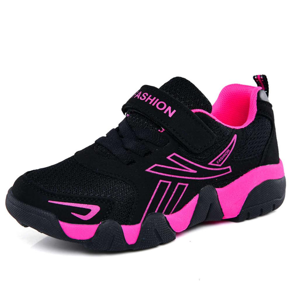 Sport Girls Sneakers For Children Shoes Kids Sneakers Boys Casual Shoes Breathable Mesh Fashion School sapato infantil menina 1007