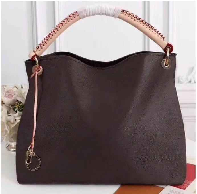 Alta Qualidade Designers Saco de Compras Couro Genuíno Mulheres Artesy Bolsas de Ombro Mensageiro Bags Crossbody Tote Embreagem