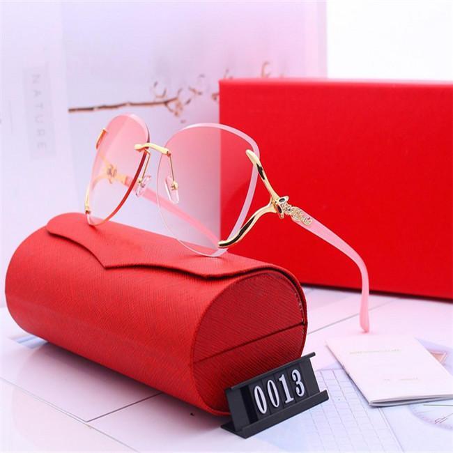 مصمم النظارات الشمسية النساء النظارات الشمسية الفاخرة أزياء العلامة التجارية للمرأة نظارات القيادة uv400 adumbral مع مربع وشعار جودة عالية جديد حار