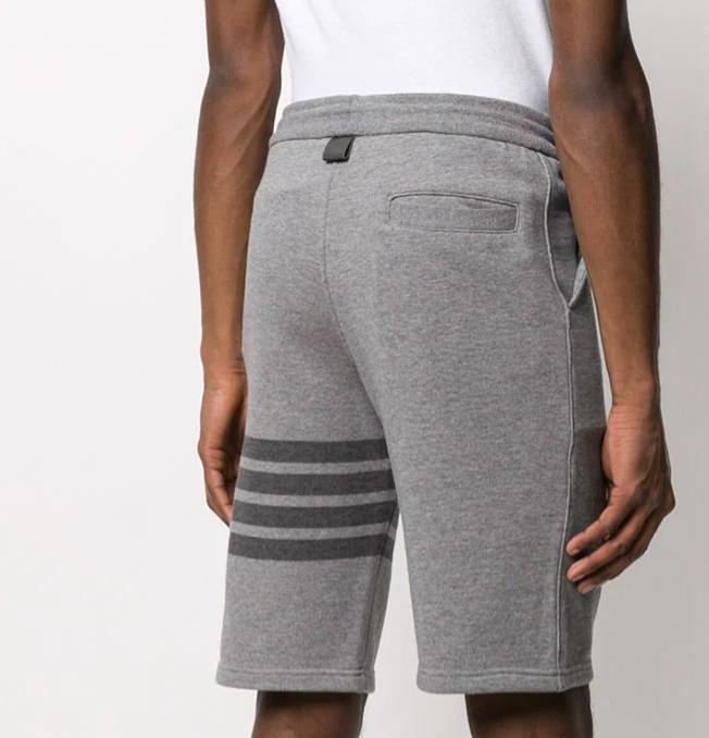 2021 Sommer Herren- und Damenmode Shorts Neue Vier-Bar Gerade Sporthosen Freizeithosen