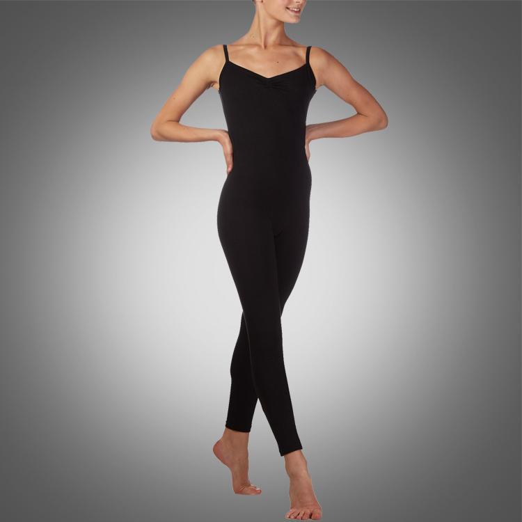 Adulto Tobillo Longitud Unitar A2617 Discount Dance UnitardswholeSale Gimnasia Vestido