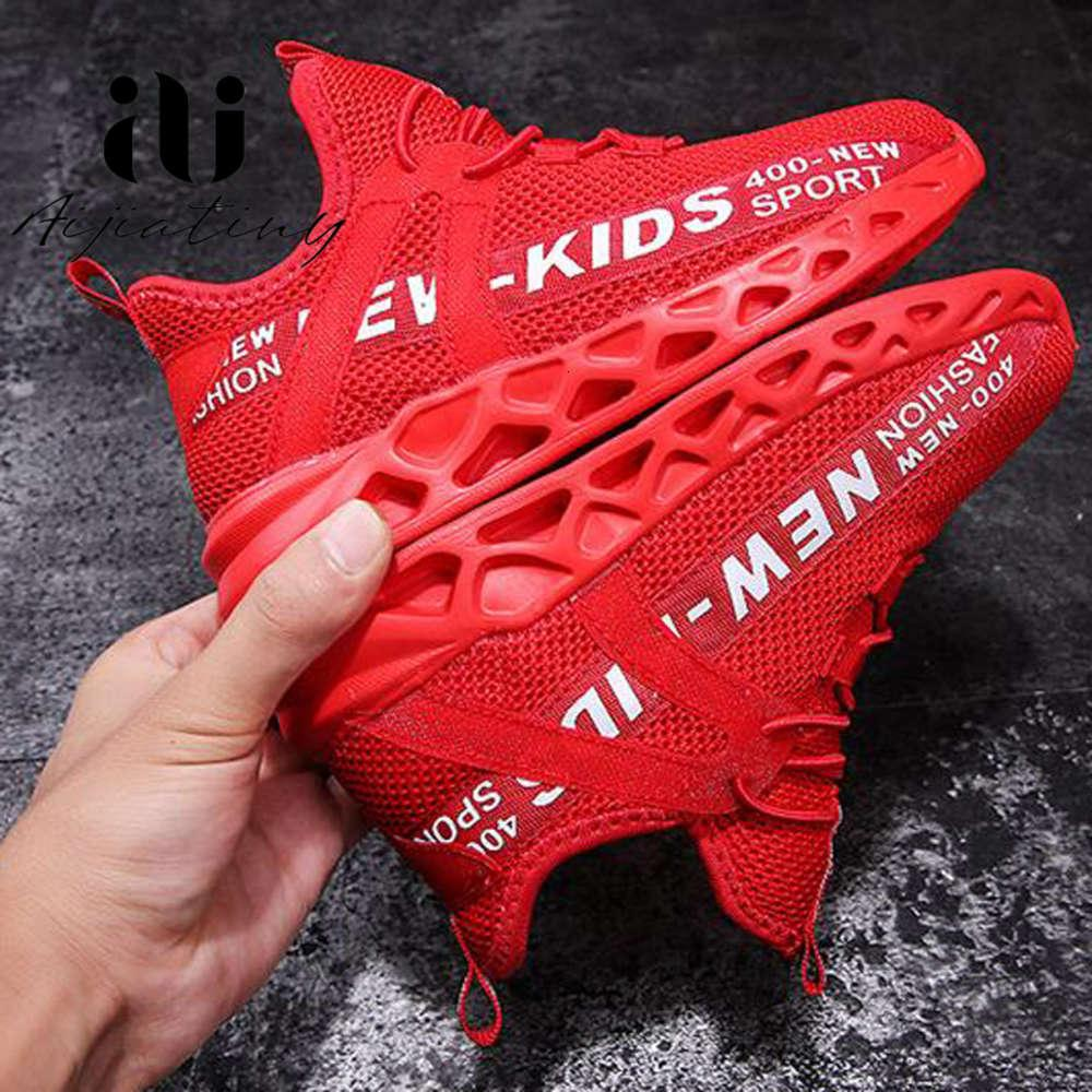 Kid Running Sneakers autumn Children Sport Shoes Tenis Infantil Boy Basket Footwear Lightweight Breathable Girl Chaussure Enfant 1007