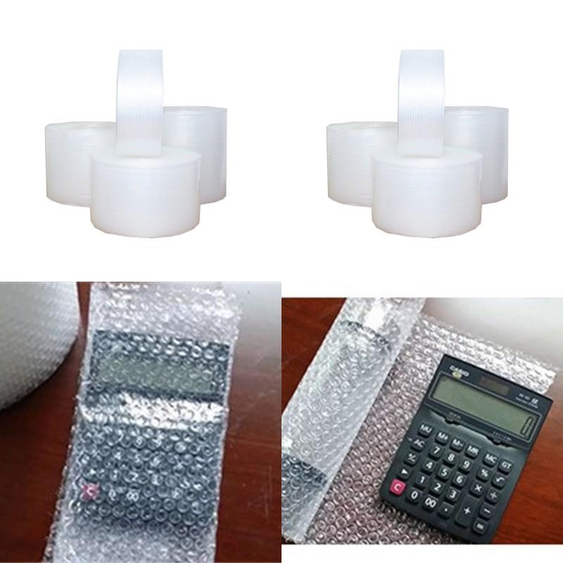 Atacado-0.3 * 60m embalagens embalagens em forma de coração almofada embalagem bolha rolo de ar inflável envoltório de envoltório espuma espumas espumas 481 s2