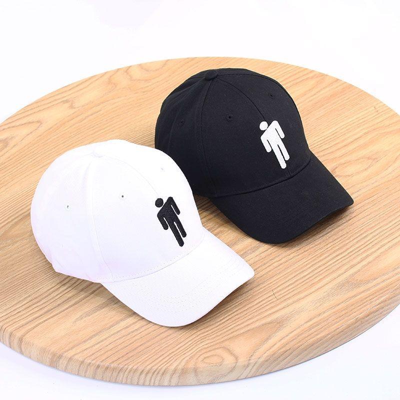 Cap Topu Moda Sokak Şapka Casual Beyzbol Kapaklar Erkek Kadın Ayarlanabilir Unisex Kubbe Şapka Son derece Kaliteli 2 Renk Seçenek