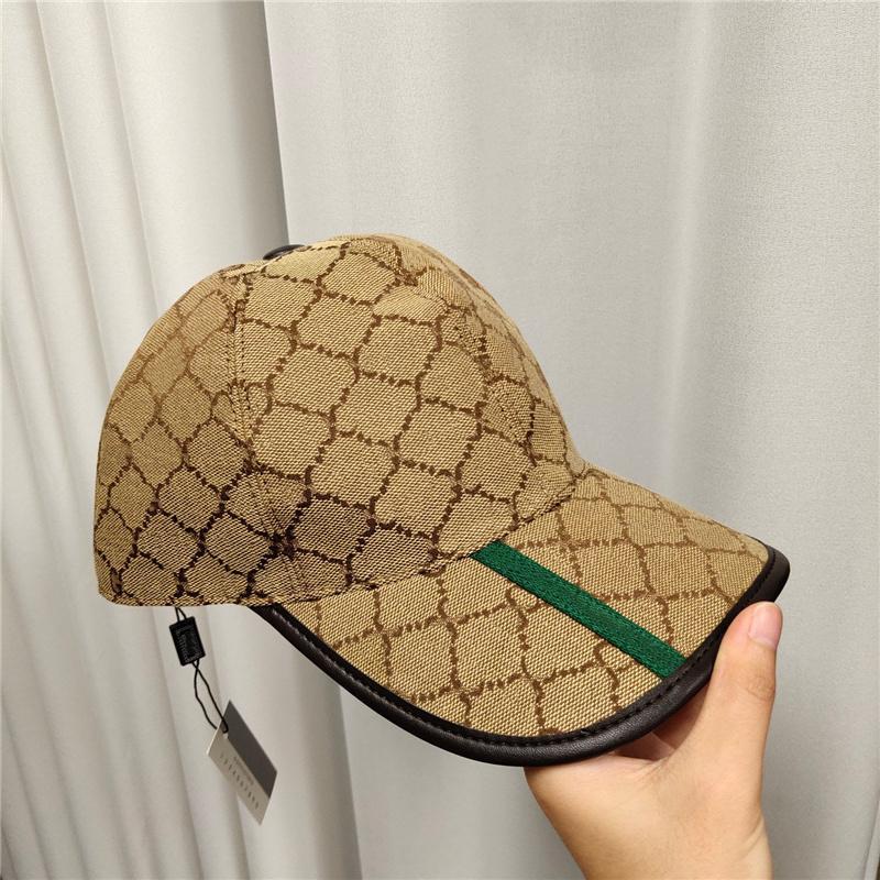 Chapeaux ajusté concepteur de baseball casquette d'été design de mode de mode chapeaux chapeaux hommes casual sport chapeau de sport femme chapeau de balle femme