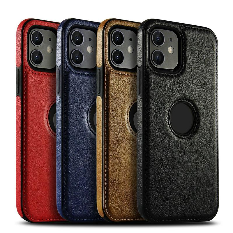 2021 Casos de telefone celular Linha de carro Costura de couro Protective Case Soft é adequado para iPhone e mais séries