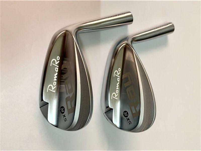 Romaro Ray SX-R Wedge Romaro Ray SX-R Golf Wedges Romaro Golf Clubs 48/50/52/54/56/60 Stahlwelle mit Kopfabdeckung