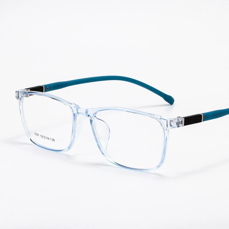 Gafas cuadradas Marco Menores Mujeres Vintage Prescripción Lentes Myopia Gafas ópticas Retro Corea Eyewear Moda Gafas de sol Marcos