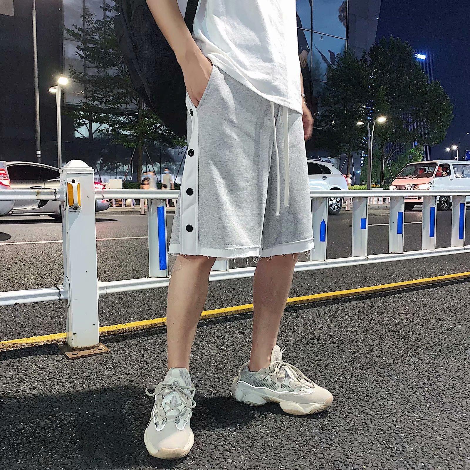 Großhandel 2021 Angst vor Gott Herren Kurze Hosen Mode Herren Casual Hosen Essentials Sommer Shorts Hohe Qualität Casual Shorts