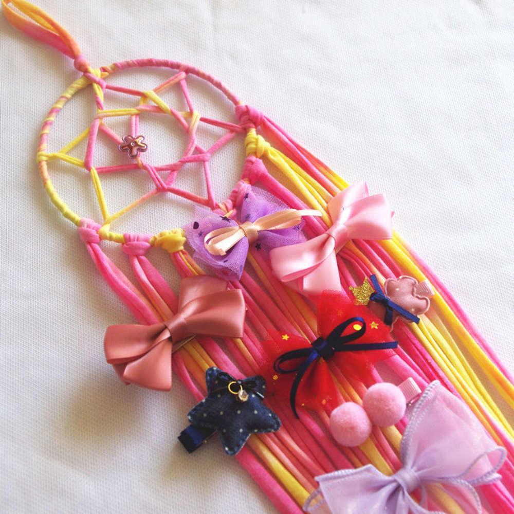 Baby-Wand-Traum-Fang-Netzaufbewahrung Kinderhaarnadel-Finishing mit Kopfschmuck-Hängenden Streifen