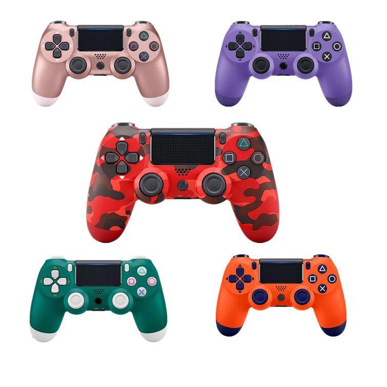 중립 PS4 무선 게임 패드 4.0 새로운 컬러 PS4 게임 패드 게임 콘솔 게임 패드