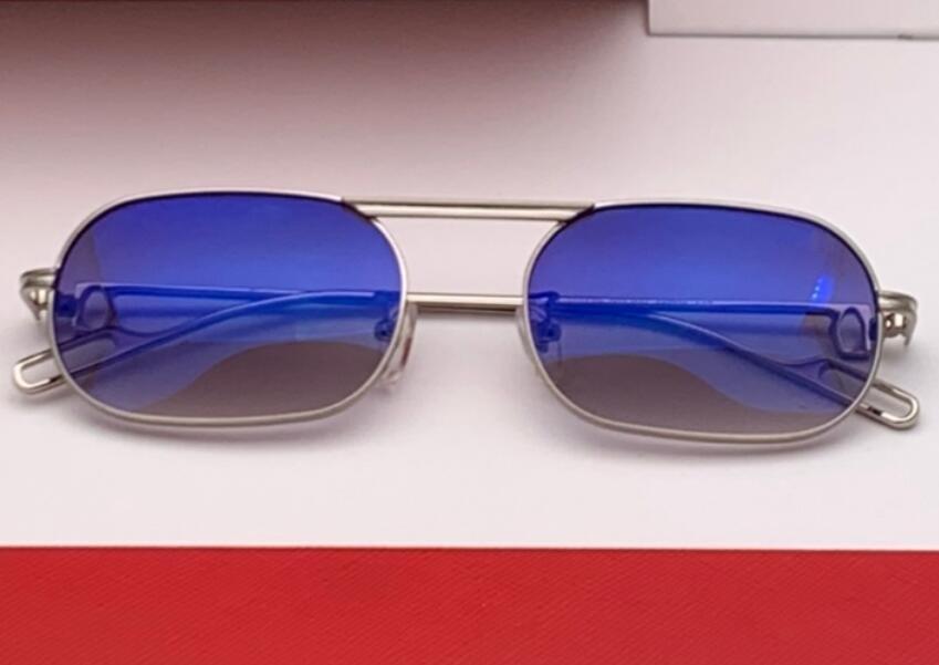Nouveau Top Qualité 0112 Lunettes de soleil pour hommes Hommes Soleil Lunettes Femmes Lunettes de soleil Style de mode Protège yeux Gafas de Sol Lunettes de Soleil avec boîte