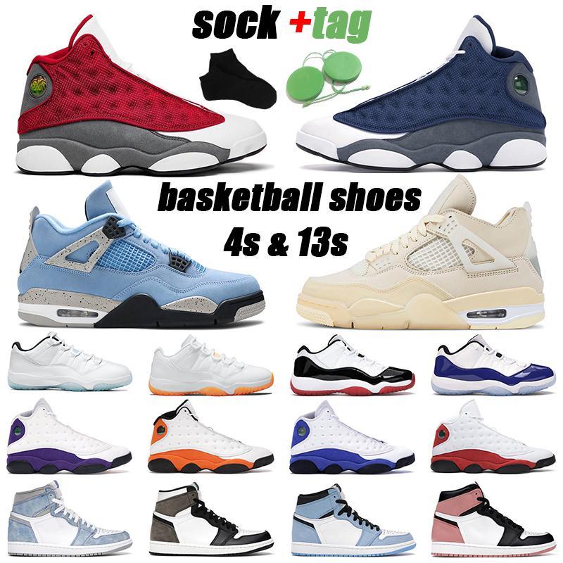 men basketball shoes jumpman 13s flint hyper royal 11s jubilee bred concord mens sports sneakers