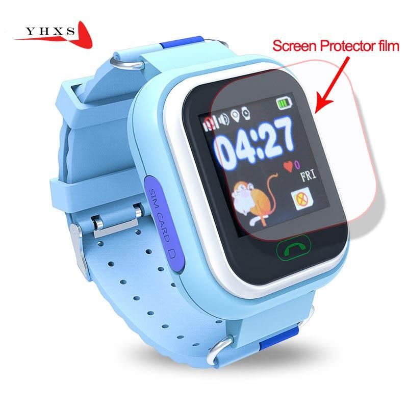 HD Glass Screen Protector Film for Huawei watch Q90 Q528 T7 Baby Kids Child Smart Watch Smartwatch Accessories