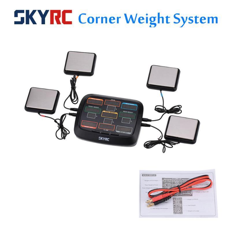 Smart Home Control SKYRC Ecke Gewicht Balancy Scale System Setup Kit für 1/8 1/10 1/12 RC Car Truck Ersatzteile