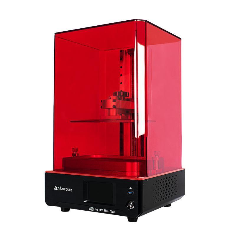 프린터 2021 4K LCD UV 3D 프린터 8.9inch 대용량 빠른 인쇄 모노 화면