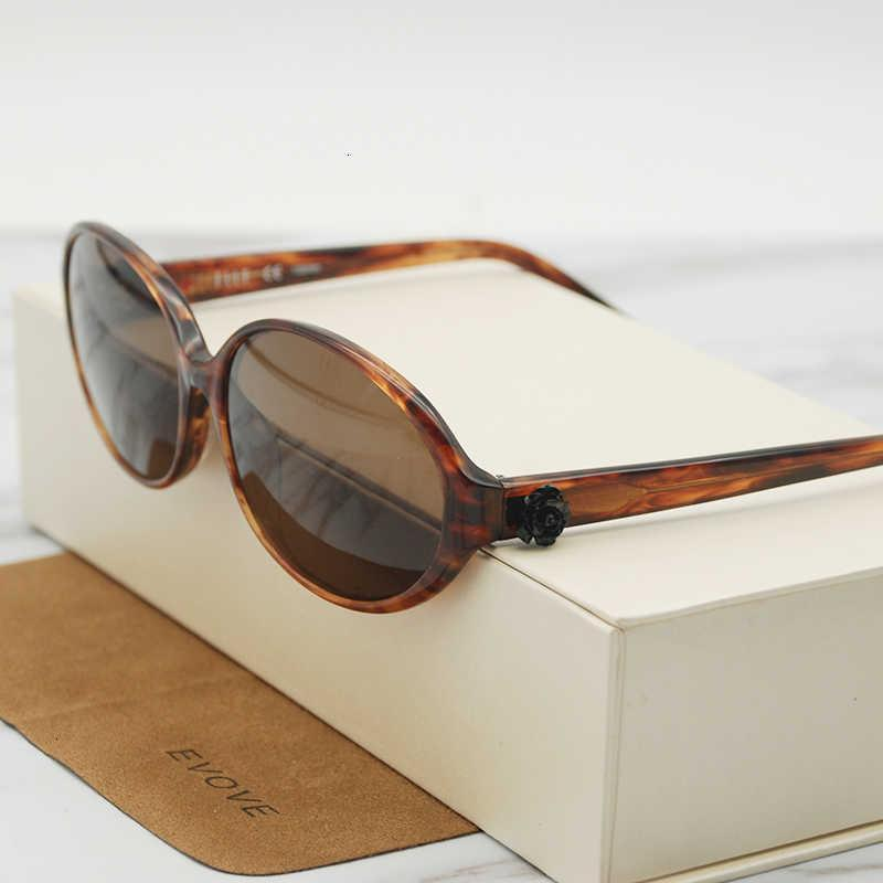 Occhiali da sole Vuole piccole donne ovali Brand Designer occhiali da sole per donna acetato di fascia alta sfumature femmina cassa tartaruga gratis