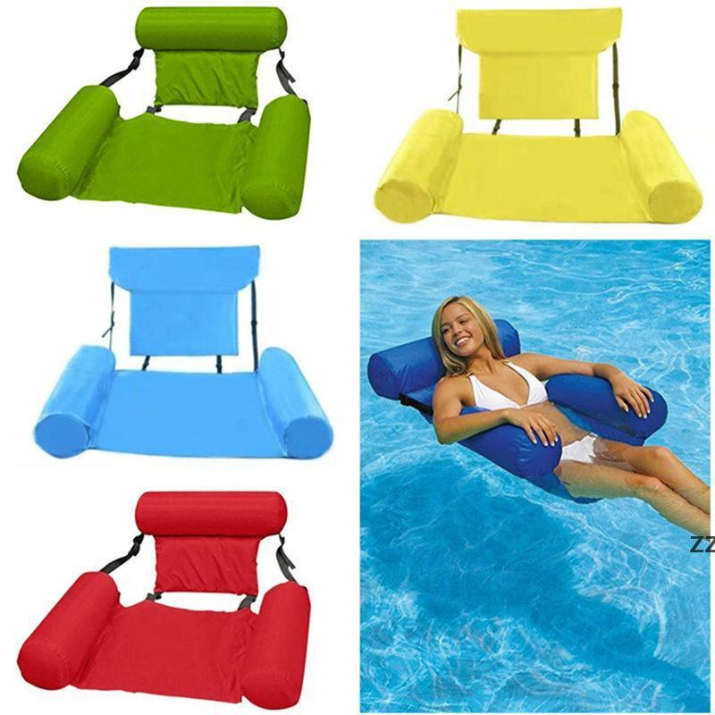 Yüzme Şişme Yataklar Katlanabilir Yüzer Sıra Sandalye Plaj Yüzmek Havuzu Sular Hamak Hava Yataklar Yatak Su Spor Yatak HWB10003