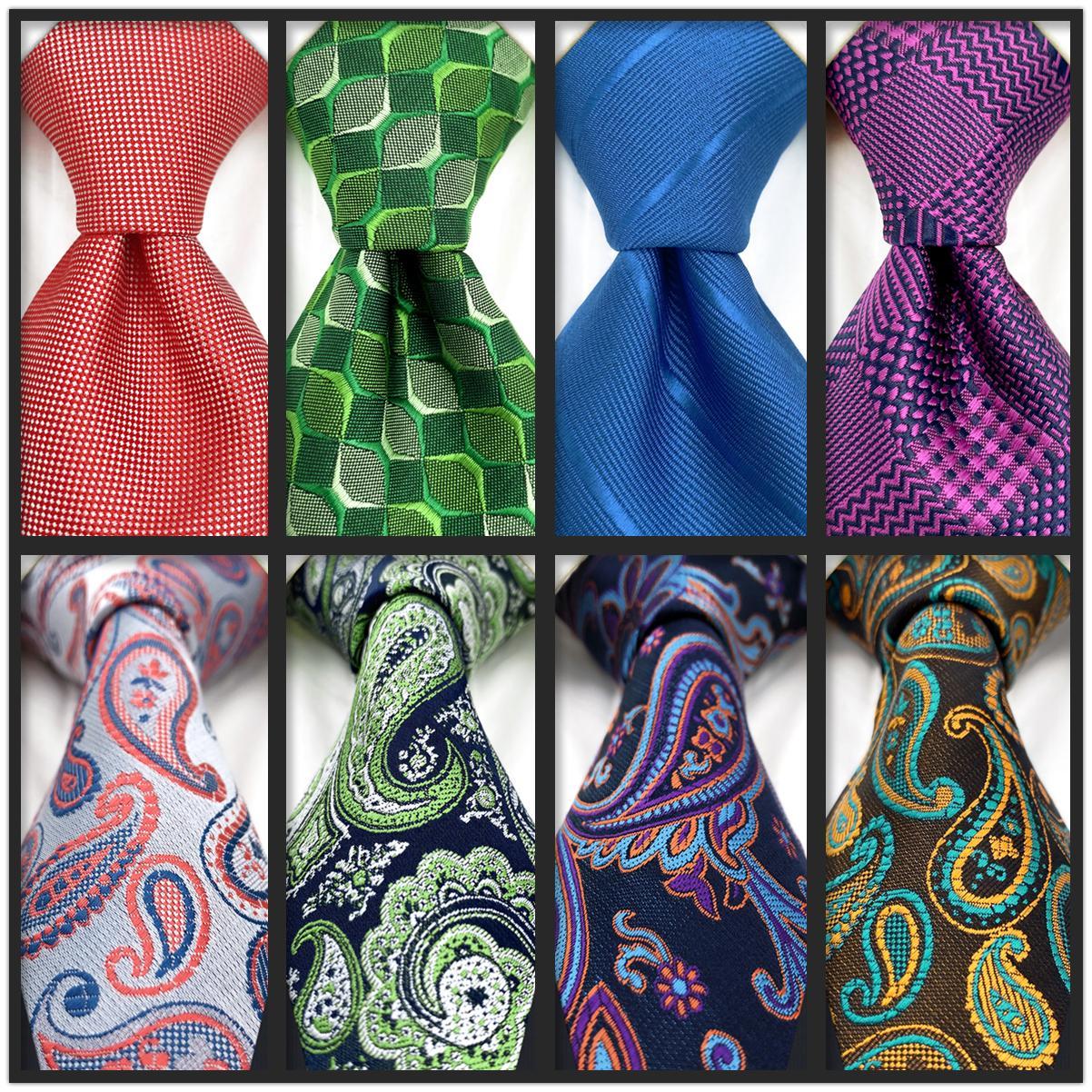 Серый подарок синие шелковые галстуки мода свадебные связи для мужской аксессуары новинка Dropshipping