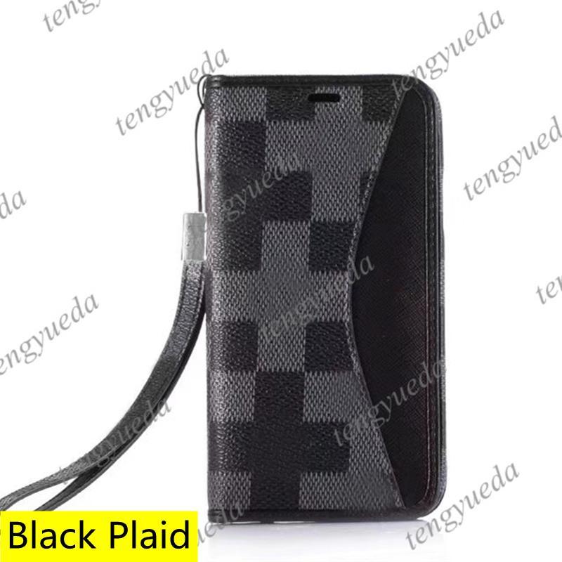 I più nuovi casi del telefono del portafoglio del Designer della moda per iPhone 12 12Pro 11 Pro Max XS XR XSMAX 7 8 Plus Top Quality Real Pelle Card Pocket Pocket Luxury Coperchio del cellulare