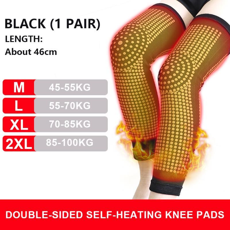 Motorcycle Armor Self Heated Knee Pads Wireless Massager Wrap Adjustable Wraps For Pain Relief