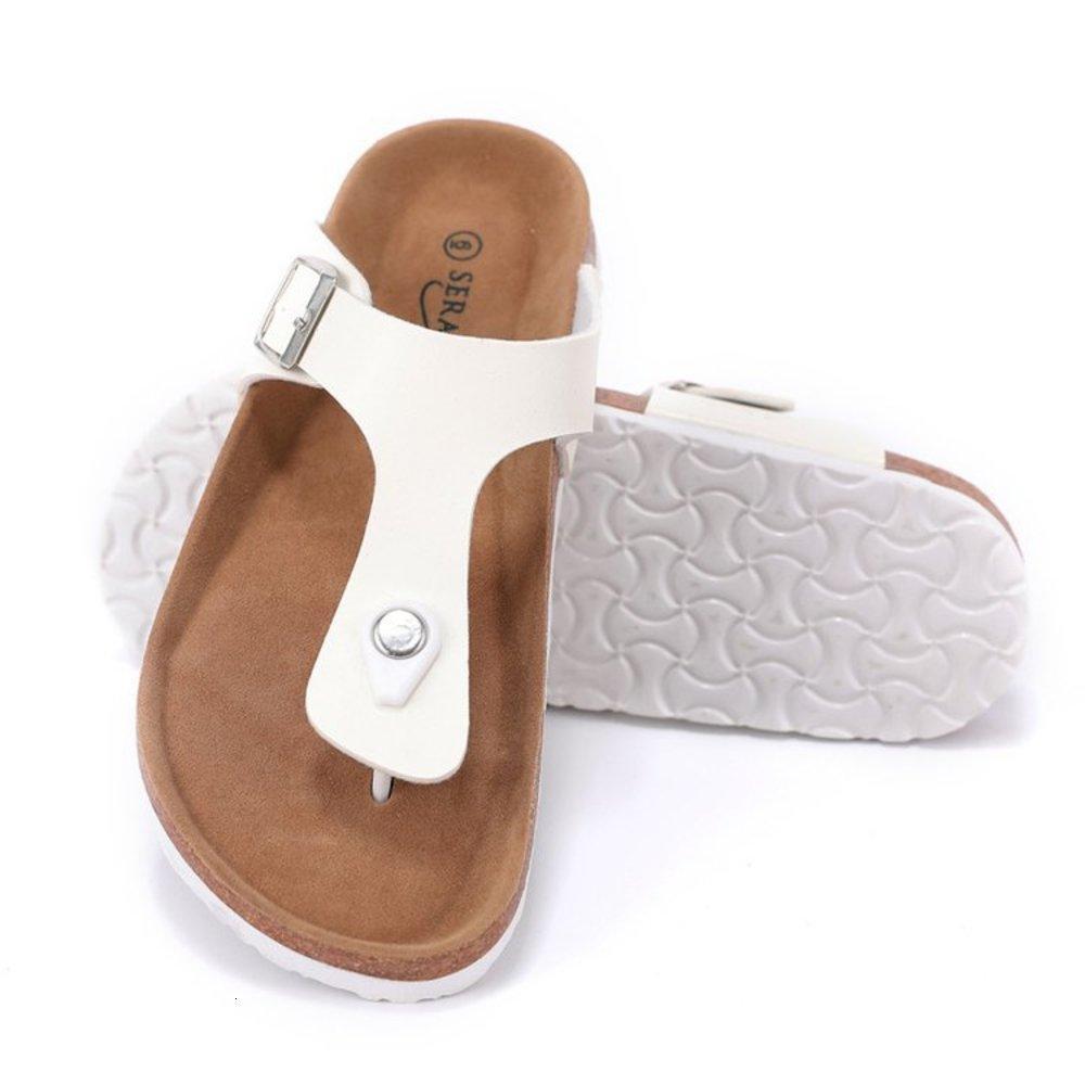 Flip Plop Большие сандалии пробковые женские туфли