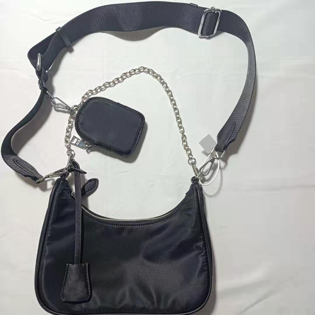 Sacchetti di vendita 2 spalla di alta qualità sulla borse con portafoglio in nylon Cajeq
