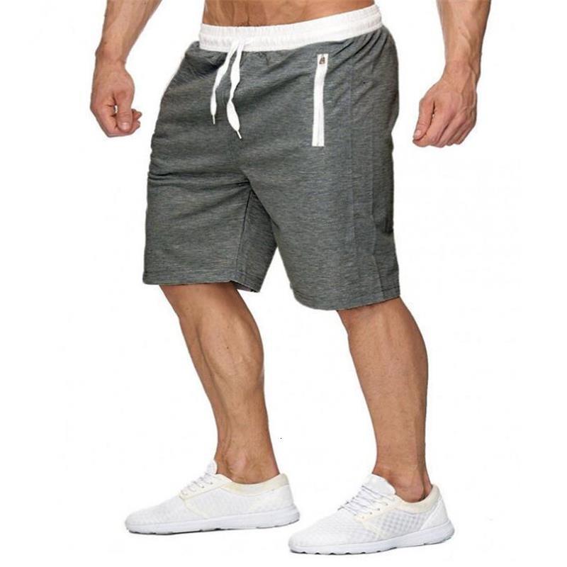 Calças de praia dos homens de verão Casual Shorts Capris DK-1