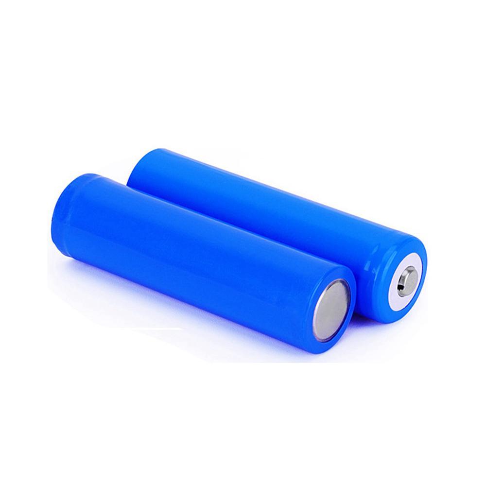 3.7V 2000mAh 18650 Baterias lanterras de lanterna recarregáveis de lítio de lítio