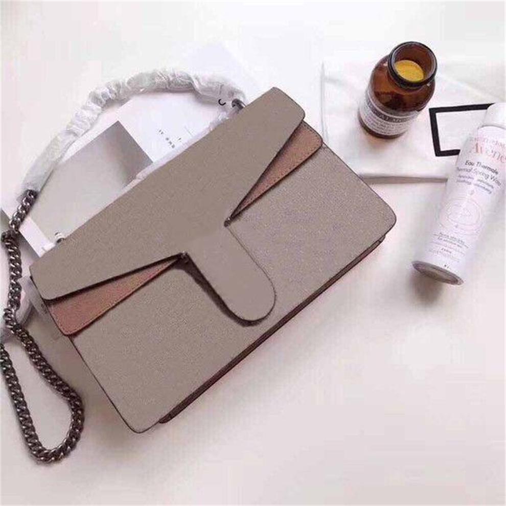 Newset Flap Chain Shoulder Disco Bag 28cm 20cm 18cm Handbags Genuine Leather Crossbody bags Women Small Mini Big Evening Pruse