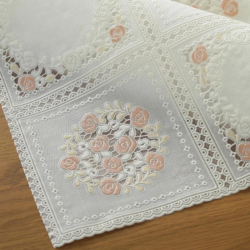 테이블 천으로 낭만적 인 꽃 식탁보 목가적 인 커피 직사각형 안티 - 스피드 커버 빨 수있는 PVC 인쇄 된 책상 먼지