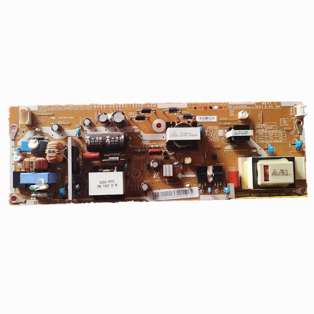 ORIGINAL LCD Monitor Alimentation TV Pièces de carte PCB Unité PCB BN44-00369A I32HD-ASM pour Samsung LA32C350D1 Testé