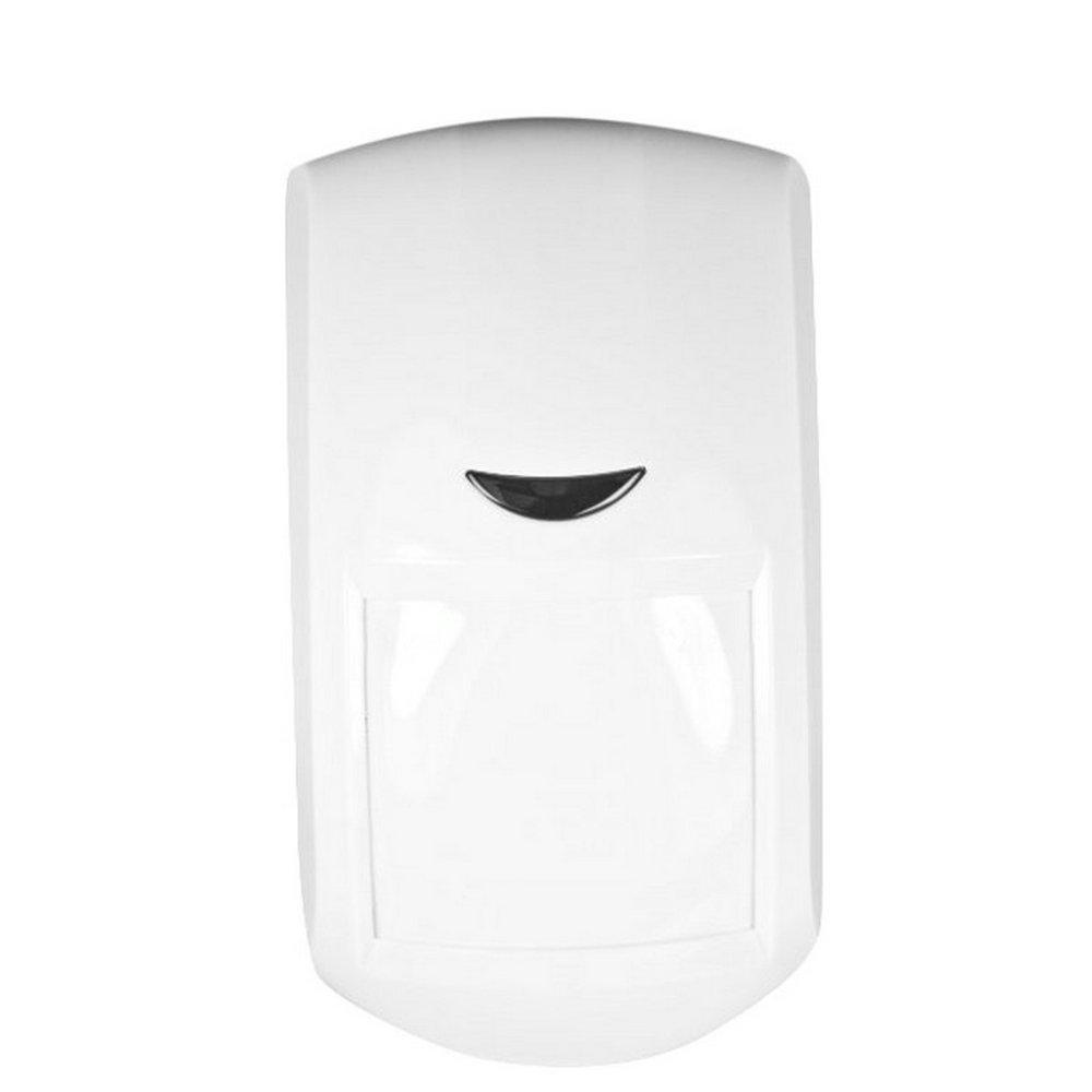 Drahtlose Infrarot-PIR-Sensor-Integrierte Antenne 433MHz Bewegungsmelder für WIFI GSM PSTN Home Alarmsystem