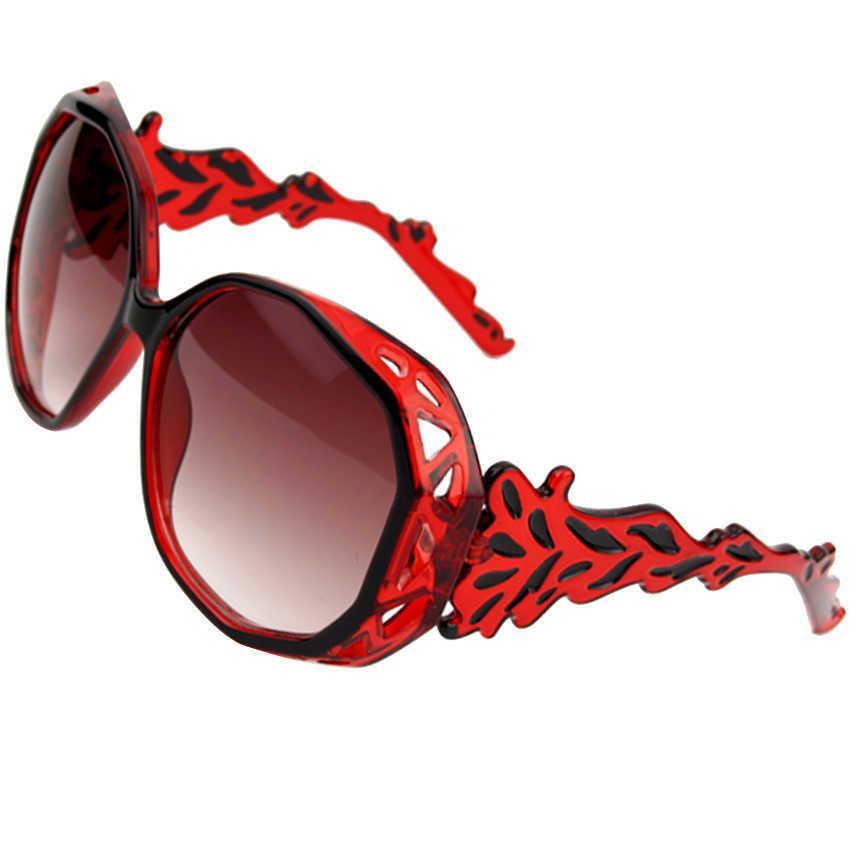 Oversized Sunglass Women Spider Polygon Frame Luxury Unisex Brand Digner Sun Glass Travel Casual Charming Eyewear Men