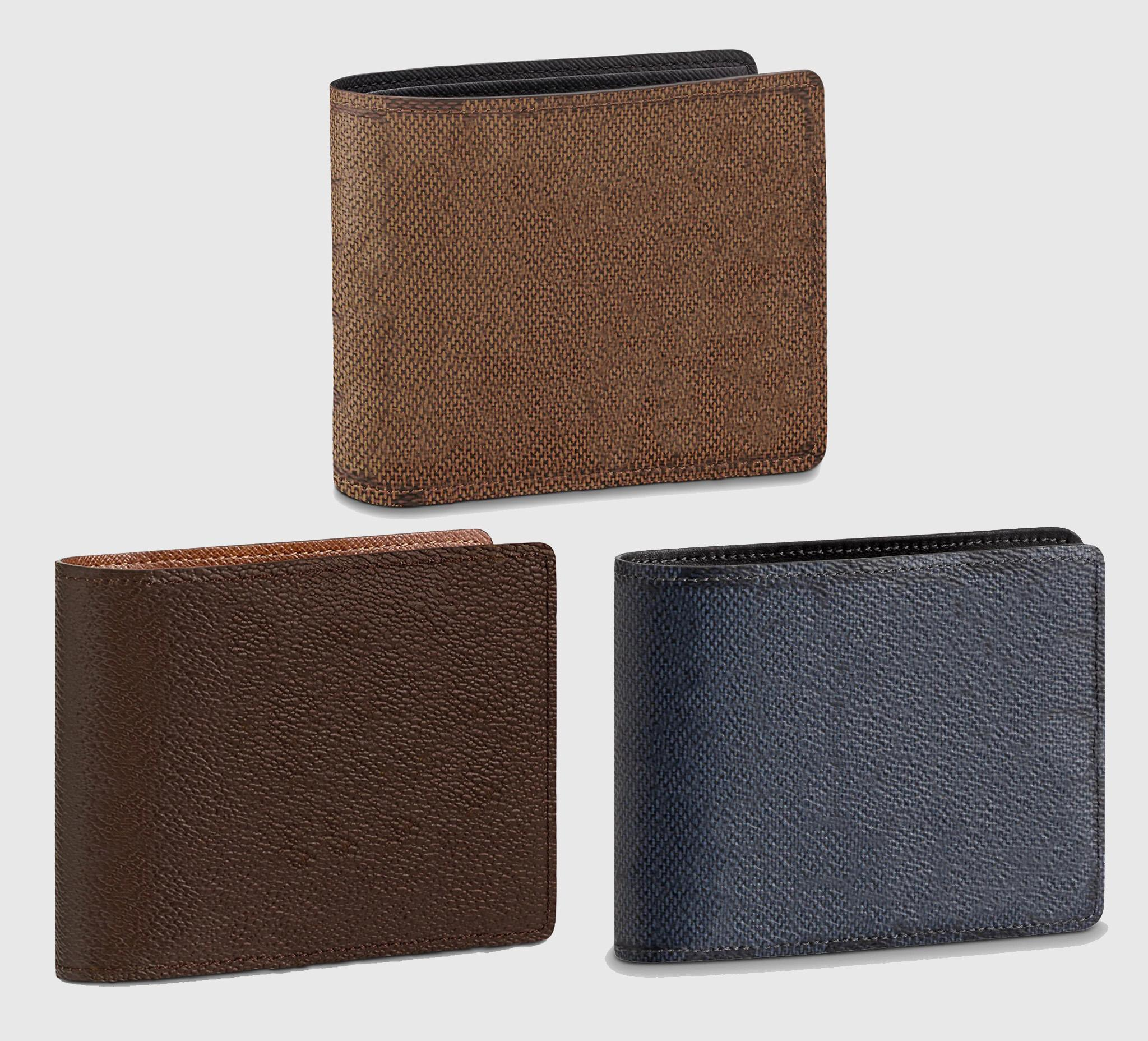 Designer wallet Luxury purse Fashion moneybag High quality womens coin purses credit card case Europe and America classic style multiple pocket design