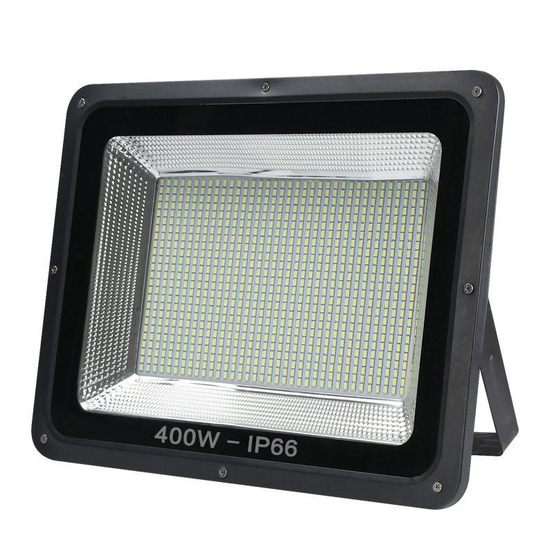 Açık Projektörler 50 W 100 W 150 W 200 W 300 W 400 W 500 W LED Peyzaj Aydınlatma IP66 Floodlight SMD5730