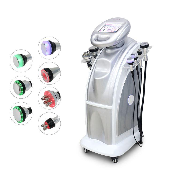 80K cavitation shape slimming machine RF suction Ultrasonic Lipo Vacuum weight loss Body sculpt Beauty equipment