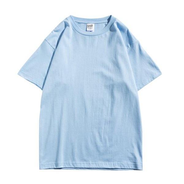 2021 Katı Siyah T Shirt Beyaz Erkek Kadın Moda Erkekler S Casual Tişörtleri Adam Giyim Sokak Şort Kollu 21ss Giysi FA9987