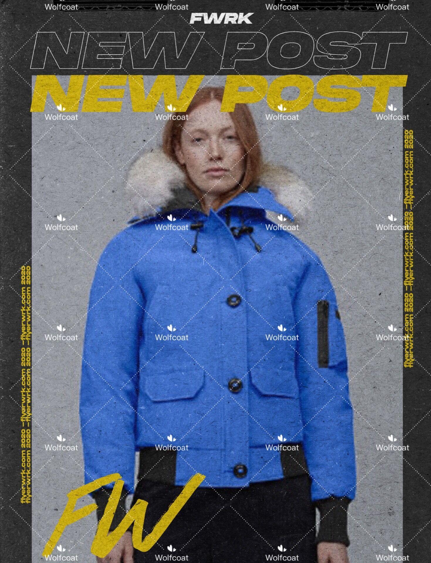 أعلى جودة الجيدة ستر الشتاء الكلاسيكية الإناث أسفل معطف المرأة الملابس اللون معطف سترة سترة سستة الأزياء