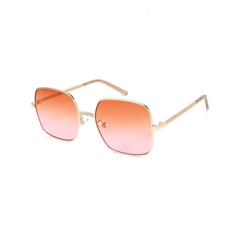 Metais óculos de sol homens e mulheres elegante moda óculos de sol novo wholale vintage óculos de proteção de rua