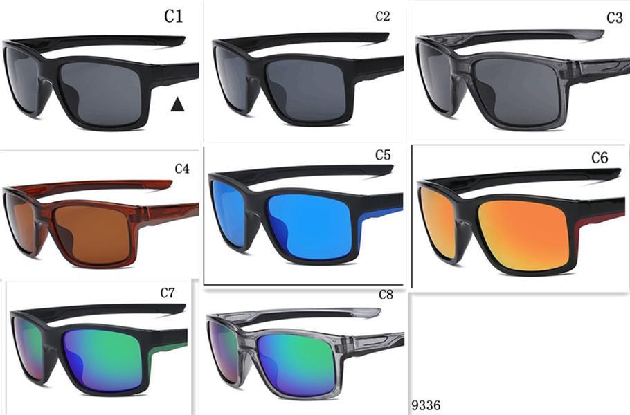 2021 Sommer Männer Sport Tarnung Sonnenbrillen Schutzbrillen Schutzbrille Frauen Eyewear Radiergläser MOQ = 10