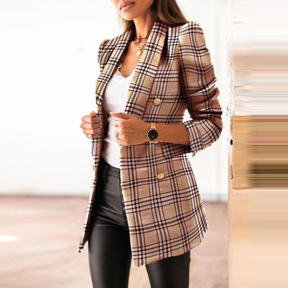 Autumn Winter Long Sleeve Cardigan Coat Women Jacket Coat New Button Turn Down Collar Jacket Women Female Outwear Tops